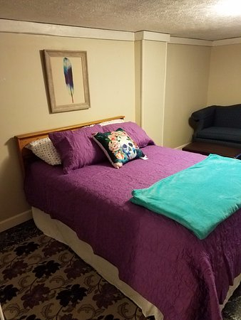 Altavista, Βιρτζίνια: The Amherst Room