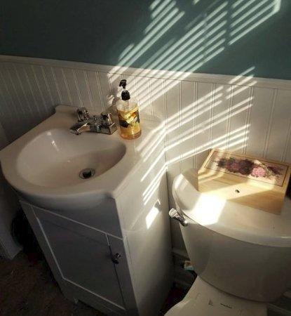 Altavista, فيرجينيا: Master Bath