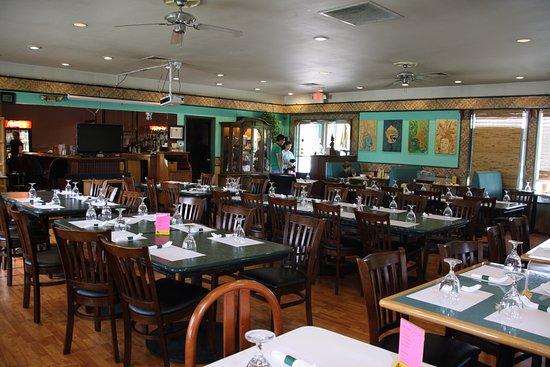 Beavercreek, OH: House of Thai - first customer of the day.
