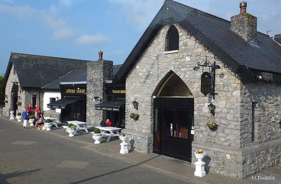 Ennis, Irland: Extérieur de l'hôtel