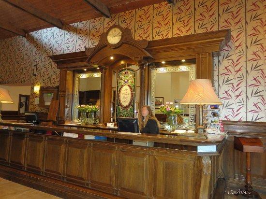 Ennis, Irland: Réception de l'hôtel