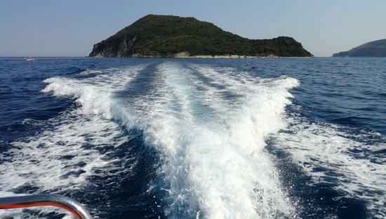 Limni Keri, Grecia: Und wieder zurück...