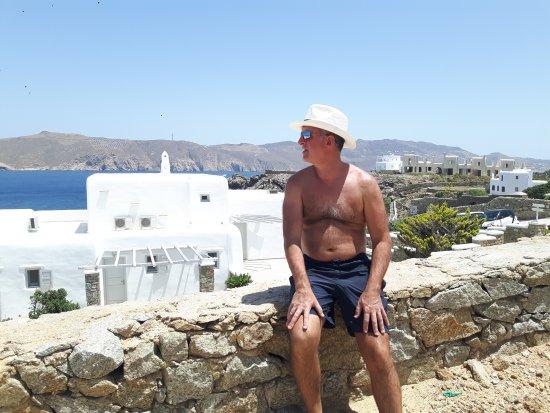 Agios Sostis Beach: 20170701_135522_large.jpg