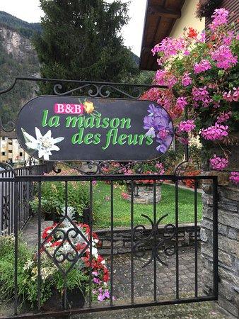 Foto de B&B La Maison des Fleurs
