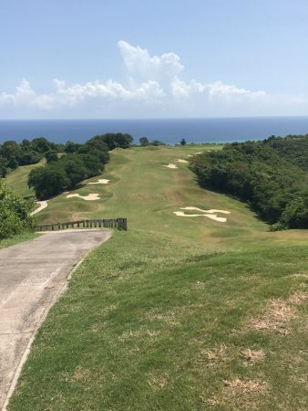 White Witch Golf Course: Gorgeous views