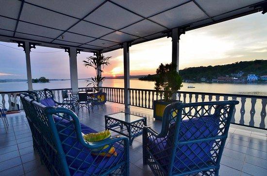Hotel Casazul : View