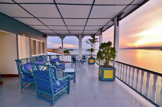Hotel Casazul : views