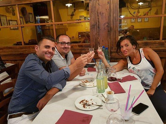 Borghi, Ιταλία: Ristorante Di Fulet