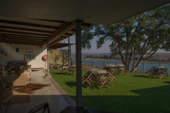 Malelane, Güney Afrika: Terras van Buhala.