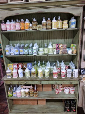 Port Jefferson Outpost Has Lotions/Soaps/Shower Gels