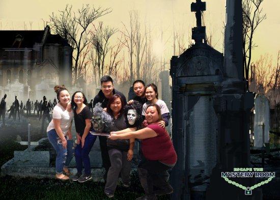 Escape The Mystery Room: Zombie Apocalypse