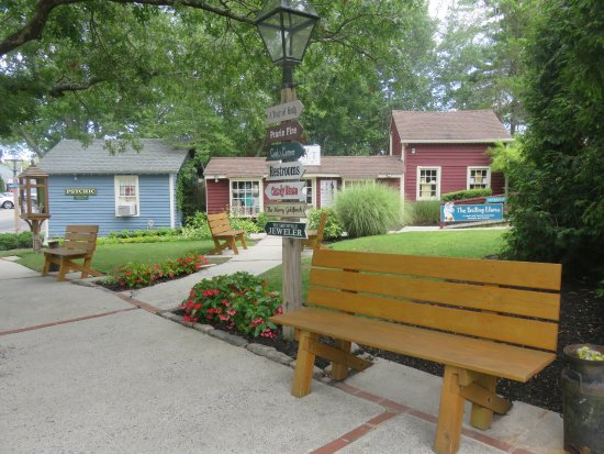 Smithville, Nueva Jersey: What a cute village