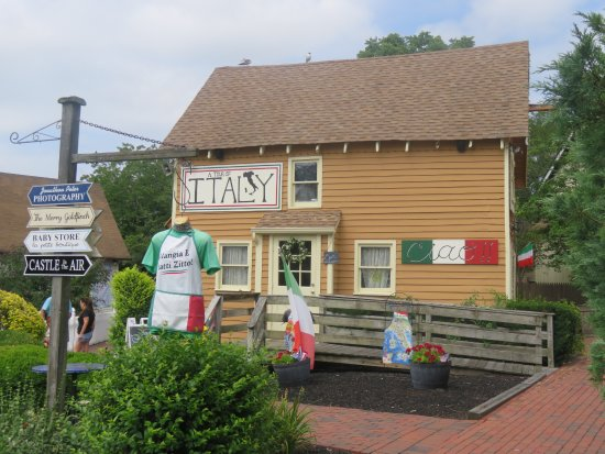 Smithville, Nueva Jersey: Store of Italy
