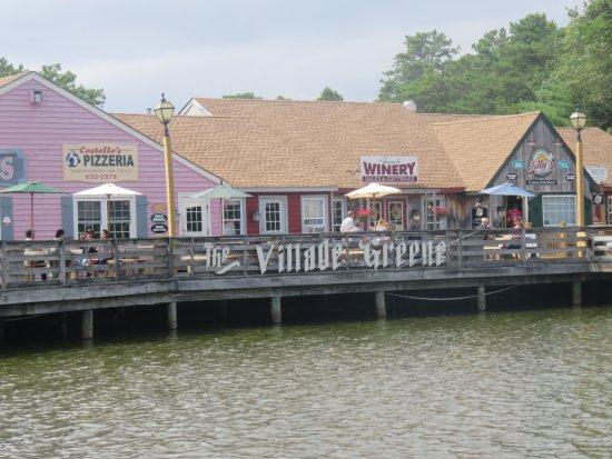 Smithville, Nueva Jersey: The Village Greene