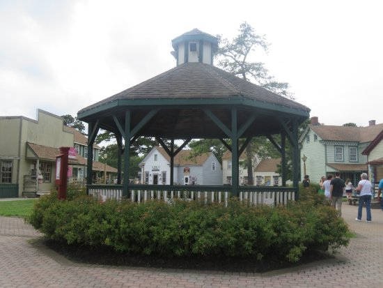 Smithville, NJ: The Gazebo