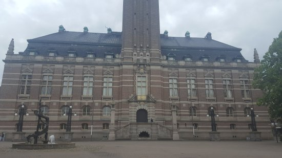 Norrkoping's City Hall