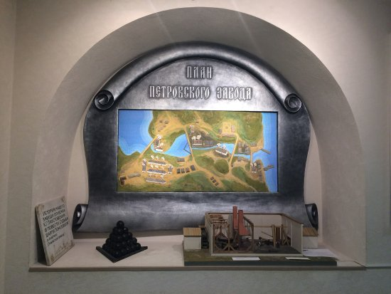 Museum of Industrial History of Petrozavodsk