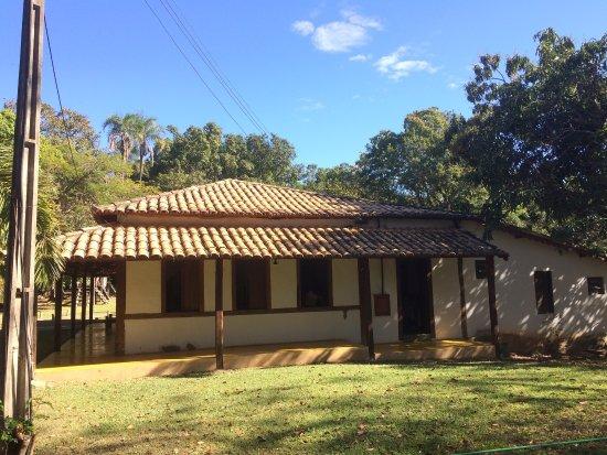 Primeira Casa de Caldas Novas