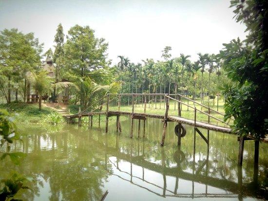 Narayanganj, Bangladesch: Zinda park