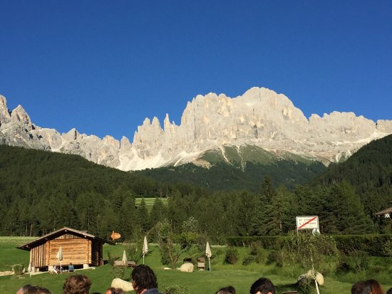 Tiers, Italy: Cyprianerhof Dolomit Resort