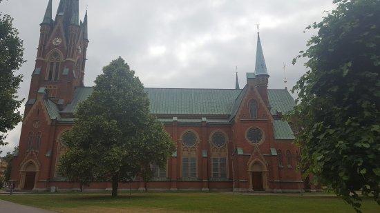 Νορκόπινγκ, Σουηδία: Matteus kyrka Norrköping  juli 2017