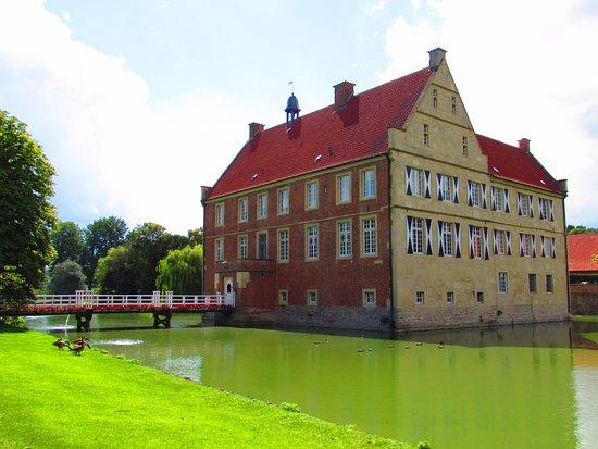 Havixbeck, Niemcy: Palace