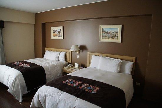 Hotel Jose Antonio Cusco: habitación tercera planta