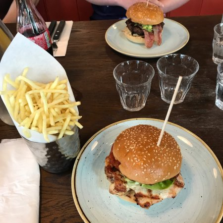 Gourmet Burger Kitchen Milton Keynes Reviews