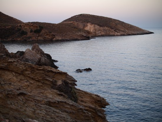 Marmari, Grecia: view from grounds