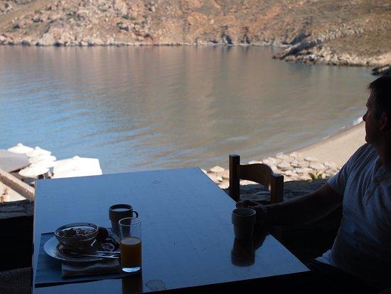 Marmari, Grecia: breakfast