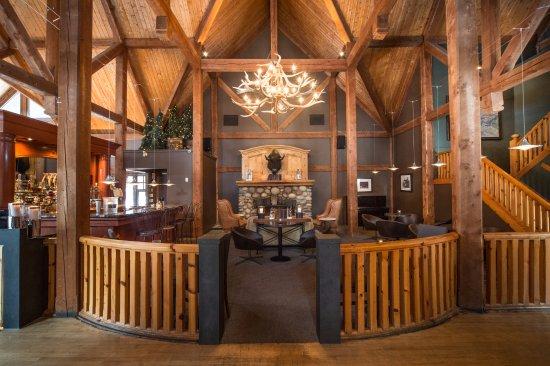 Sleeping Buffalo Restaurant & Lounge: Sleeping Buffalo Dining Room and Lounge