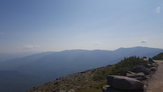 Gorham, Nueva Hampshire: Mount Washington Auto Road
