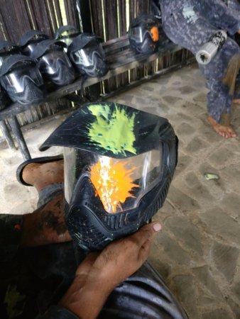 Paintball Bali Pertiwi: Gear