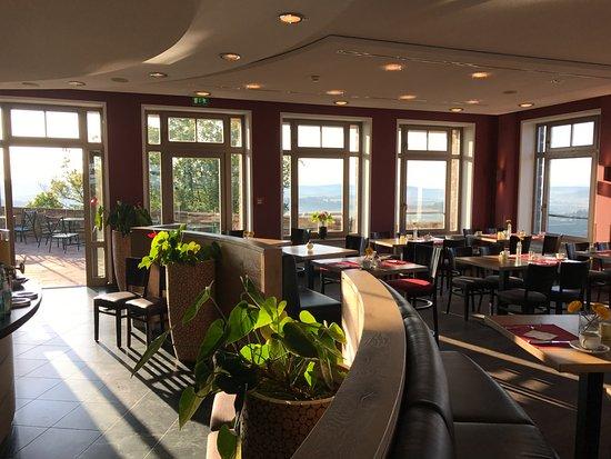 Restaurant Alte Turmuhr: inside dining