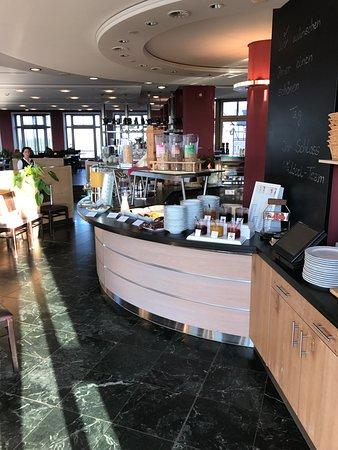 Restaurant Alte Turmuhr: Breakfast buffet
