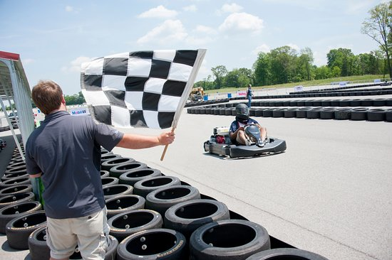 Bowling Green, KY: Hop in a go-kart for some fast action fun.