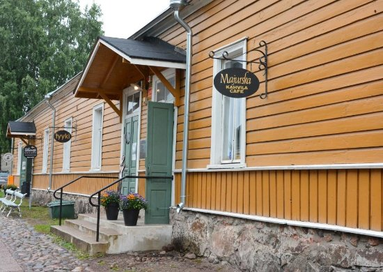 Kristiinankatu 1  kuva Coffee house Majurska, Lappeenranta  TripAdvisor