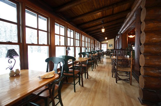 Mount Fairview Dining Room: Gallery - Caribou Lounge - Deer Lodge