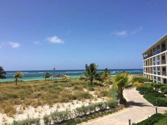 South Caicos: view from 2nd level