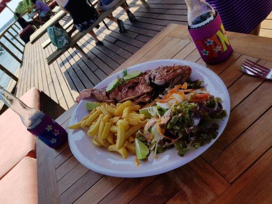 Mangoes Resort Restaurant & Bar : 20170720_120008_large.jpg