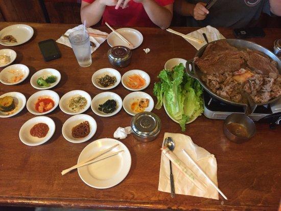 Picture Of Seoul Garden Korean Restaurant Saint Ann Tripadvisor