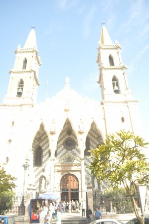 Immaculate Conception Cathedral: Exterior