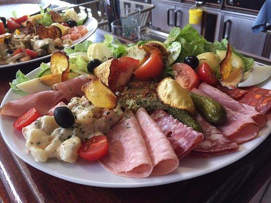 Seyssinet-Pariset, França: assiette campagnarde