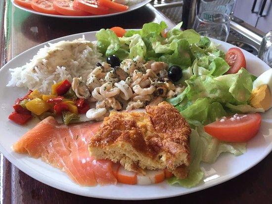 Seyssinet-Pariset, França: assiette de la mer