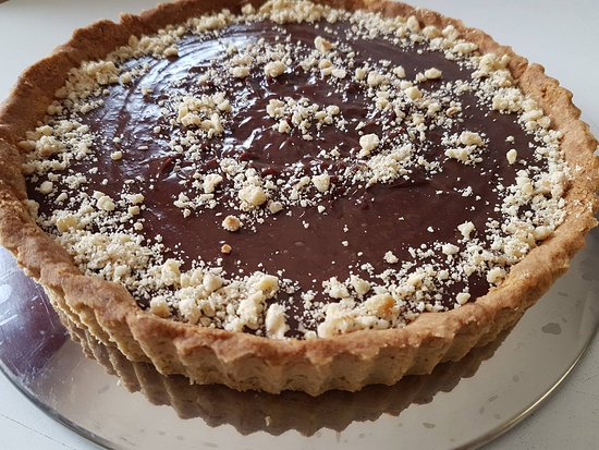 Kinlough, Irlanda: Nutella tart