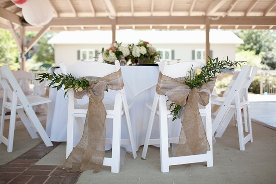 Southern Pines, NC: Wedding Venue at the Bell Pavilion (4,050 sq ft)