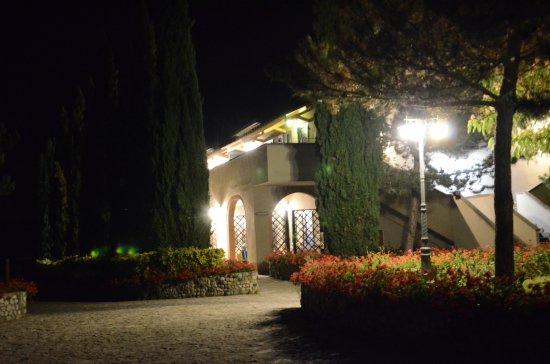 Fattoria Hotel Belvedere: camere