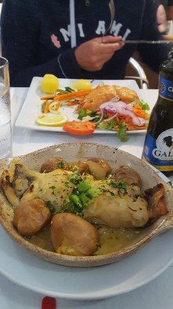 Chequers Restaurant: 20170723_210732_large.jpg