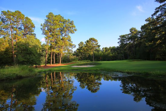 Southern Pines, NC: Golf Course