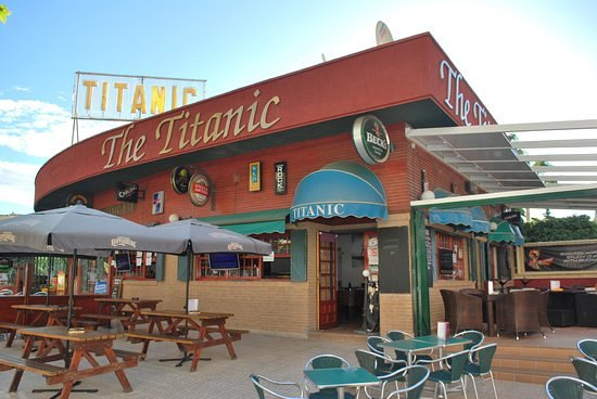 Bar Titanic Benidorm Updated 2019 Restaurant Reviews